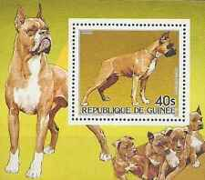 Timbre Chiens Guinée BF55 ** lot 15829