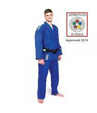 Green Hill Judoanzug PROFESSIONAL Blau