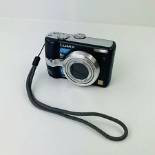 Panasonic LUMIX DMC-LZ6 7.2MP Digital Camera - Charcoal