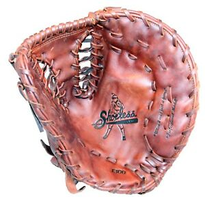 "13""  Shoeless Joe Tennessee Trapper First Base Baseball Glove"