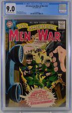 All American Men of War #43 CGC 9.0 1957 Highest Graded Copy