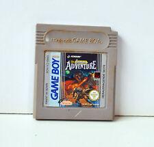 RARE JEU NINTENDO GAME BOY GBA ADVANCE SP - THE CASTLEVANIA ADVENTURE LOOSE