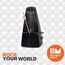 Nikko Metronome 222 Black 40-208 Per Min - BNIB - Belfield Music