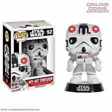 Star Wars - AT-AT Driver Walgreens US Exclusive Pop! Vinyl Figure - New In Box