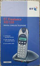 NUOVO BT freelance XD 110 XD110 Digitale Telefono Cordless Grafite 022817