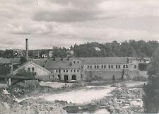 NORVÈGE c. 1940 - Usine de Pâte à Papier Rygene - P 1704