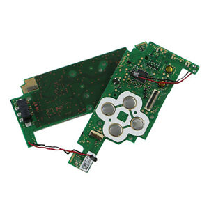 ABXY Button Disassemble Switch PCB Motherboard For Nintendo New 3DS Console