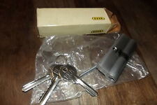 Evva Oval Double Cylinder Lock 41-41 NP