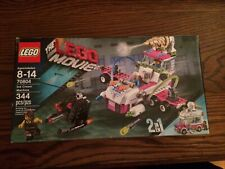 LEGO 70804 Ice Cream Machine from THE LEGO MOVIE series New in Box!