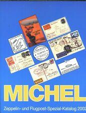 Michel Zeppelin- und Flugpost Spezial-Katalog 2002 NEU