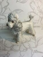 gorgeous Vintage Poodle Figurine/collectable Dog Ornament Made In Japan