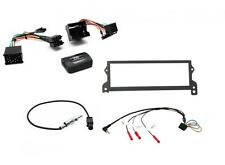 CTKBM18 BMW Mini 00-06 Complete Single Din Car Stereo Fitting Kit Facia Stalk