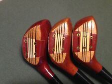 Classic Collectible MacGregor EYE O MATIC SYNCHROLITE M95 PERSIMMON WOOD