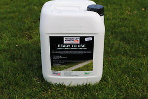 Ready to Use Line Marking Paint -Bulk Buy 50 litres - Football/Rugby Free P&P