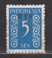 Indonesia Indonesie nr. 46 RIS used 1950 Republik Indonesia Serikat R.I.S