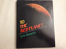 To the Red Planet  SIGNED BY AUTHOR