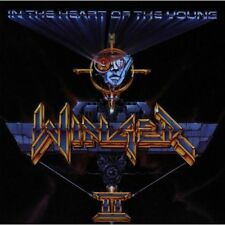 In The Heart Of The Young - Winger (1990, CD NIEUW)