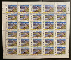 TDStamps: US State Duck Sheet Stamps $5 Hawaii Mint NH OG Complete Sheet of 30