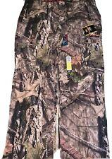Mossy Oak ~ Men's Performance Pants Polyester Camouflage Break Up Hunting ~ 3XL