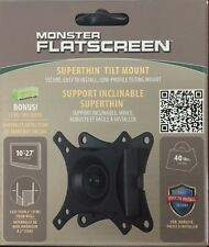 "10""-27"" Tilt Wall Mount for 40 lbs LCD &LED TV & Monitor"