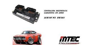 ECU Inyección FIAT12 Meses Iaw Garantizada 59F M5 HW303