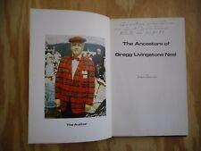 The Ancestors of Gregg Livingstone Neel