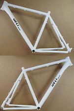 """Heli-Bikes Comp 29 29"""" 29er MTB Rahmen Neu Disc Only 57cm weiss matt"""