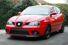 Für Seat Ibiza 6L Front Spoiler Lippe Frontschürze Frontlippe Frontansatz Cupra