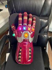 Marvel Legends Comics Gear Avengers Endgame Iron Man Power Infinity Gauntlet