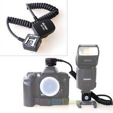 E-TTL Off Camera Shoe Flash Sync Cable Cord For Canon OC-E3 600EX 430EX 580EX II