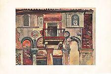John Ruskin Fondaco de Turchi Venice 1900 Art Studio Interior Design