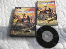 LOST HORIZON PC DVD-ROM V.G.C. FAST POST action/adventure & point & click game )