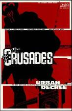 DC Vertigo The CRUSADES TPB NM+/NM/M 9.6-9.8