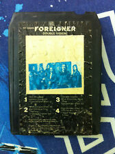 Foreigner Double Vision 8-Track Cartridge TP 19999