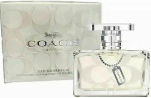 Authentic Perfume for Women Coach Signature 3.4 Oz EDP SP New In Box