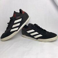 Adidas Originals Men's Copa Super Indoor Soccer Shoe Black White Red Size 10