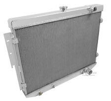Champion 3 Row All Aluminum Radiator For 1973 - 1974 Plymouth/Dodge/Chrysl Cars