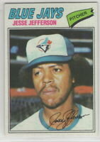 1977 Topps Baseball Toronto Blue Jays Team Set