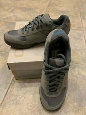 Women's Giro Petra VR Cycling Athletic Shoes Gray Blue US Size 8.5 (EU 40)