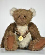 Charlie Bears Zak Retired & Tagged Isabelle Lee Designed