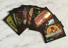 Rick and Morty Season 1 Anatomy Park Chase Cards (Complete Your Set) *Free S/H*