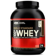 PROTEINA 100% WHEY GOLD STANDARD 2,27Kg Double Rich Chocolate OPTIMUM NUTRITION
