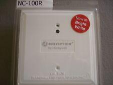 Notifier Nc 100r White New