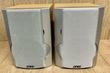 """Akai MX 2800 8"""" Book Shelf 10W Speakers new without orignal system or boxing"""