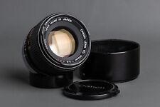 Canon FD 1:2.8/100mm S.S.C