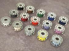 Spulenbox con 25 bobinas apto para todos Carina las máquinas de coser