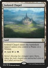 ISOLATED CHAPEL NM mtg Dominaria Land - Rare