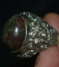 """Orig $399 Sasak Datus Ring 1900S 1"""" Prov"""