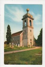 St Lawrences Church West Wycombe Postcard 769a