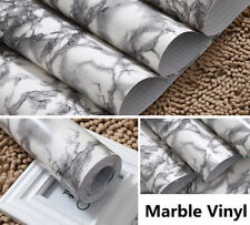 Marble Grain Vinyl Adhesive Sticker Counter Top Waterproof Film HOHOFILM